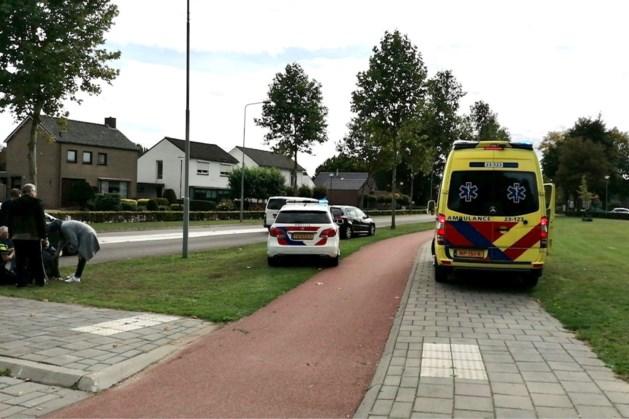 Moeder met kind op fiets aangereden in Venray