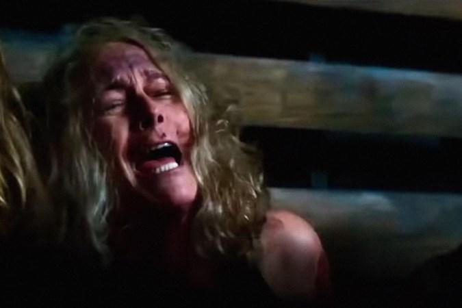 Jamie Lee Curtis in Halloweenfilms: Scream Queen voor altijd