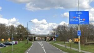 Verkeerslichten om sluipverkeer Weert-Eindhoven te beperken