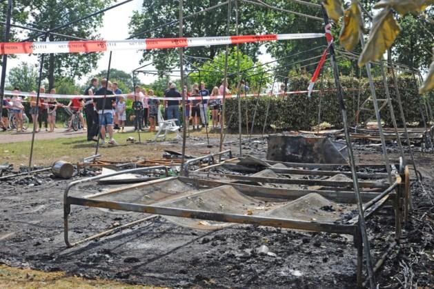 Drie keer brand op camping De Schatberg: gevalletje 'botte pech'