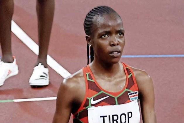 'Topatlete Agnes Tirop (25) in haar woning doodgestoken'