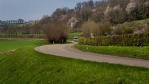 Maximumsnelheid op Ruilverkavelingweg  Wijlre-Ubachsberg versneld terug naar 60