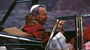 Paus Johannes Paulus I wordt zalig verklaard