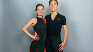 Roberto en Brigitta uit Maastricht gaan live op televisie vijftig uur non-stop dansen tijdens 'De Dansmarathon'