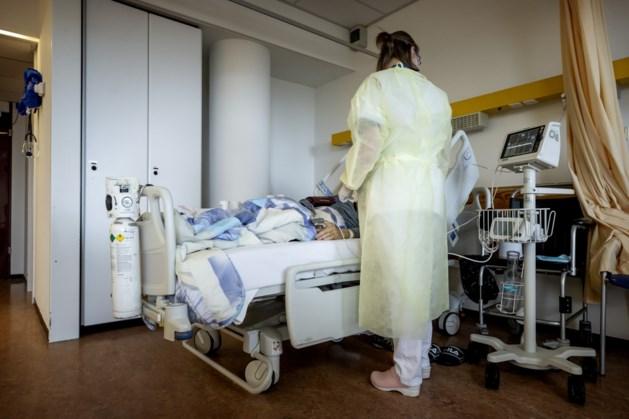 Opnieuw stijging aantal coronapatiënten in ziekenhuizen, hoogste aantal coronagevallen sinds 29 juli
