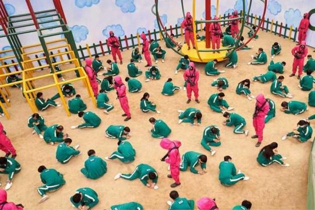 Foutje Netflix: 'Squid Game voorgeschoteld voor kinderen vanaf 12 jaar'