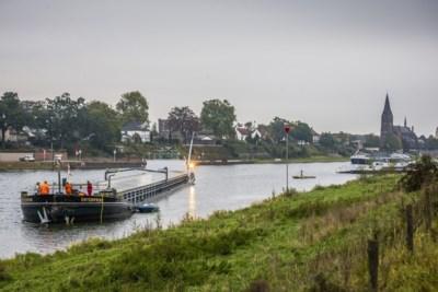 Scheepsongeluk op de Maas: zijn Beesel en Kessel aan een ramp ontsnapt?