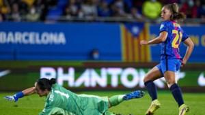Tweede zege vrouwen Barcelona; assist van Lieke Martens