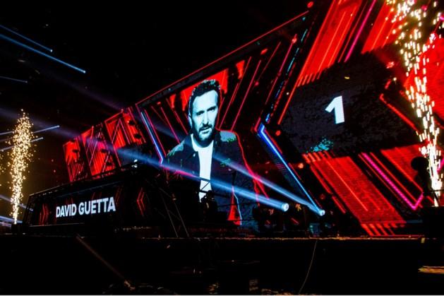 David Guetta populairste dj, Garrix en Van Buuren in top 3
