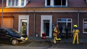 Brandweer rukt uit voor woningbrand in Heerlen