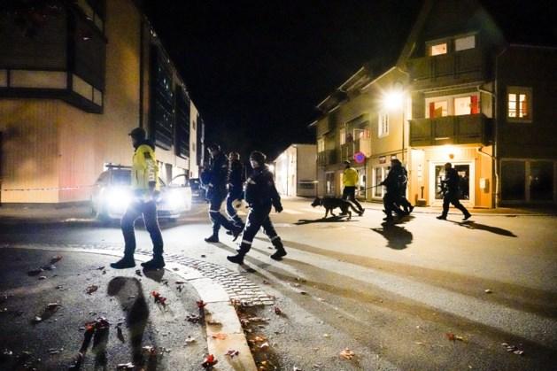 Man schiet met pijl en boog meerdere mensen dood in Noorwegen