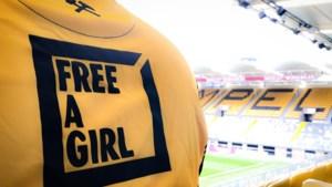 'Free a Girl' tweede maatschappelijke rugsponsor Roda JC