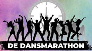 Zestig koppels halen tweede helft Dansmarathon