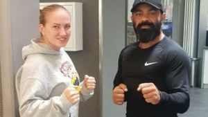 Proefles boksen in sporthal Citta Fit Vaals