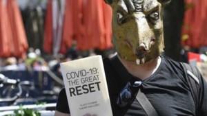 Wat is de 'Great reset' op 15 oktober? 'Complotdenkers gaan ermee aan de haal'