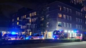 Brand in zorgcentrum Sittard, gebouw deels ontruimd