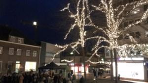 Blunder met kerstversiering: deel sfeerverlichting in centrum Geleen meteen weer verwijderd