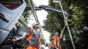 Werkzaamheden aan openbare verlichting langs N296 in Susteren