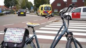 Fietsster raakt gewond bij ongeluk in Horst