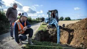 Twee weken ongemak in Daalhemmerweg door vervangen waterleiding