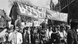 Roze Zaterdag werd in 1979 geboren in Roermond: 'Gijsen flikker op'