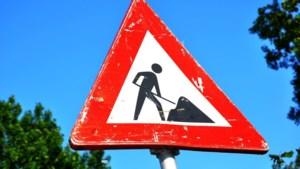 Rijbaan Lammerskamp in Bergen wordt vervangen, aanleg trottoir