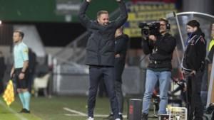 Fortuna Sittard ging tegen Cambuur Leeuwarden voor de punten, niet voor de schoonheidsprijs