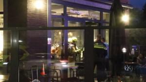 Brand in restaurant Gennep, bezoekers geëvacueerd