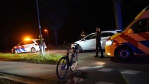 Politieman botst na zijn dienst met fietser in Horst