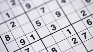 Sudoku 18 oktober 2021 (2)