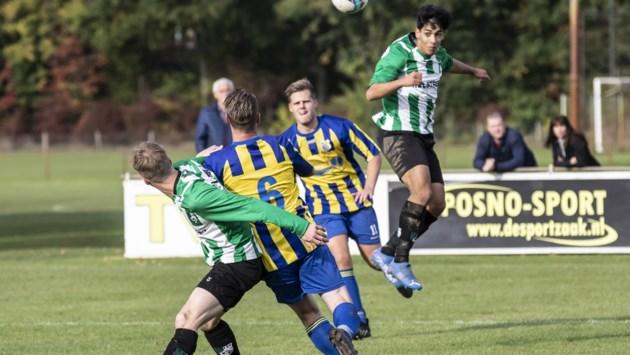 Amateurvoetbal Midden-Limburg: geen goed weekend Weerter clubs, bij SVC 2000 en SHH zijn de rollen omgedraaid