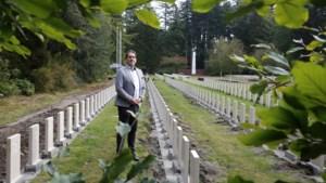 Onderzoeker identificeert een van de 101 onbekende Russische soldaten op ereveld in Leusden