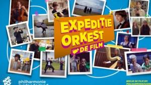 In de film Expeditie Orkest van Laagland en philharmonie ervaren kinderen de magie van muziek