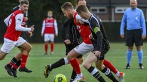 Amateurvoetbal: eerste puntje voor De Ster, Roosteren hard onderuit tegen De Leeuw
