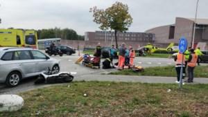 Scooterrijder ernstig gewond bij ongeval in Roermond