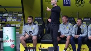 Borussia Dortmund-trainer Rose: geen angst, wel respect voor Ajax