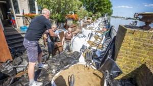 Bijna alle inwoners Noord- en Midden-Limburg waren niet voorbereid op evacuatie tijdens hoogwater