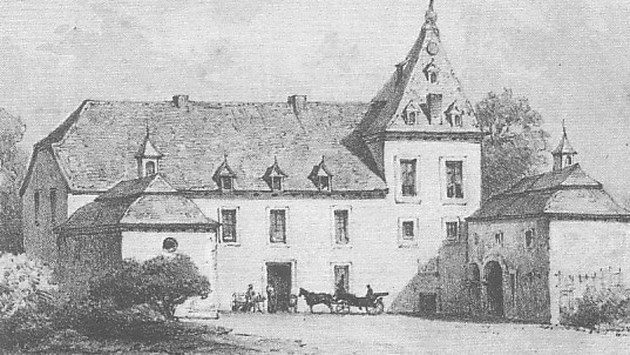 Elk dorp had vroeger zijn eigen strafsysteem; dit veranderde pas vanaf de Franse Revolutie