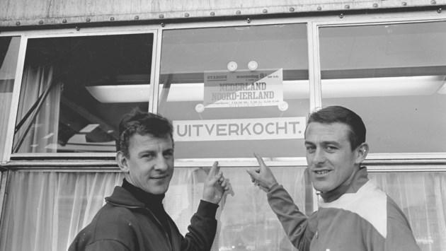 Geleense oud-international Pierre 'De Kopper' Kerkhoffs op 85-jarige leeftijd overleden