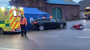 Scooterrijder (56) komt om het leven bij ongeluk in Belgische grensplaats