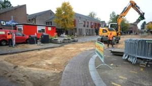 Werk aan het nieuwe centrum van Reuver is begonnen; plein en omgeving in mei 2022 klaar
