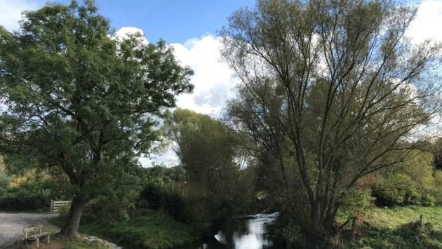 Wandelen langs de Geul kan weer, gelukkig, want dit is écht Limburg op zijn best