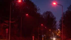 In Beek kun je straks je fiets opladen aan een lantaarnpaal met gekleurd licht