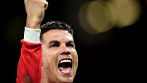 Cristiano Ronaldo wederom goud waard voor Manchester United