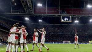 Ajax verbijstert internationale media: 'Totaalvoetbal tegen totale hulpeloosheid'