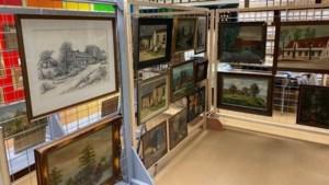 Tentoonstelling schilderijen Grubbenvorst en Lottum van overleden kunstenaars