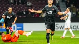 AZ behaalt kostbare zege in Roemenië tegen CFR Cluj