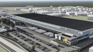 BF Global Warehouse bouwt nieuw distributiecentrum in Belfeld