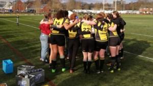 Maastrichtse Rugby Dames startklaar, wachten is op de bond
