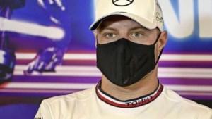 Opnieuw gridstraf voor Valtteri Bottas in Austin